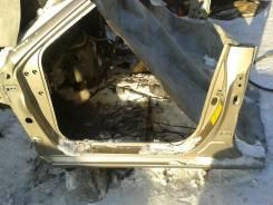 Порог пластиковый. Toyota Camry, ACV30, ACV30L