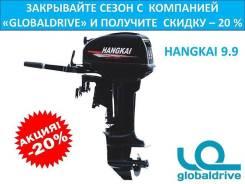 Hangkai. 9,90л.с., 2х тактный, бензин, нога S (381 мм), Год: 2016 год