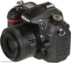 Nikon D7000 Body. 10 - 14.9 Мп, зум: 14х и более