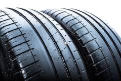 Michelin Pilot Sport 3 PS3. Летние, 2011 год, износ: 10%, 2 шт