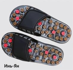Рефлекторные массажные шлепанцы Massage Slipper