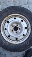 Одно колесо на запаску 215/60R16. x16 5x114.30