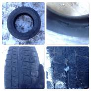 Bridgestone Blizzak Revo GZ. Зимние, износ: 70%, 2 шт