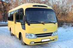 Hyundai County. Автобус, 3 907 куб. см., 22 места