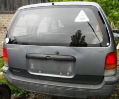 Дверь багажника. Nissan NV150 AD