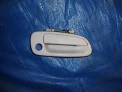Ручка двери внешняя. Toyota Carina, ST190