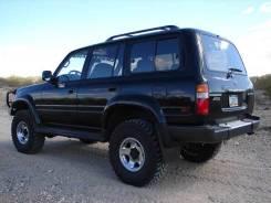 Комплект увеличения клиренса. Toyota Land Cruiser, FZJ80G, HZJ81V, FZJ80, FZJ80J, HDJ80, HZJ80, HZJ81
