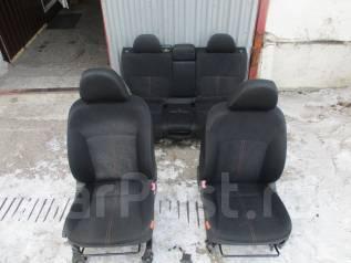 Сиденье. Subaru Forester, SH5, SH9, SH9L