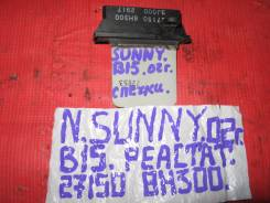 Реостат печки Nissan Sanny FB15 27150-8H300