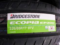 Bridgestone Ecopia EP200. Летние, без износа, 4 шт