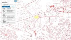 Земельный участок первая линия трасса Аэропорт (22536квм). 22 536 кв.м., аренда, электричество, вода, от частного лица (собственник). Схема участка