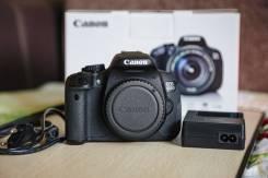 Canon EOS 650D Body. 15 - 19.9 Мп, зум: без зума