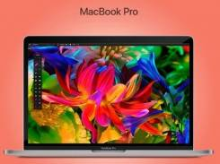 """Apple MacBook Pro 15 2016 Late MLW72RU/A. 15.4"""", 2,6ГГц, ОЗУ 8192 МБ и больше, диск 256 Гб, WiFi, Bluetooth, аккумулятор на 10 ч."""