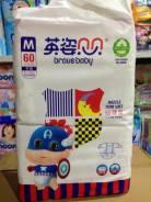 Подгузники детские Brave Baby M (6-11кг) 60 шт. 6-11 кг 60 шт