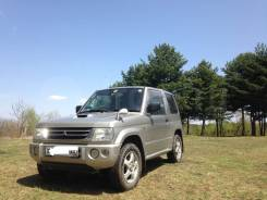 Mitsubishi Pajero Mini. автомат, 4wd, 0.7 (52 л.с.), бензин, 73 тыс. км