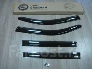 Ветровик. Nissan X-Trail, NT31, TNT31, T31, DNT31 Двигатели: MR20DE, QR25DE, M9R