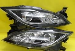 Фара левая Mazda 6 GH адаптивный ксенон