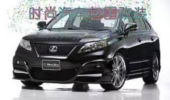 Обвес кузова аэродинамический. Lexus RX270, GGL15 Lexus RX350, GGL15 Lexus RX450h, GYL10W, GYL15W, GGL15. Под заказ