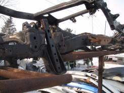 Рама. Toyota Land Cruiser Prado, KDJ95 Двигатель 1KDFTV
