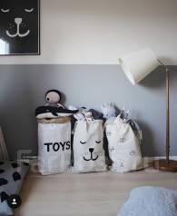 Корзины для игрушек. Под заказ