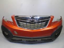 Решетка бамперная. Opel Mokka. Под заказ