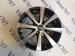 Hyundai. 6.0x16, 4x100.00, ET37