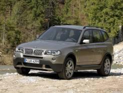 Подвеска. BMW X3, E83 Двигатель M54B25