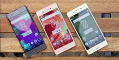 Sony Xperia X Performance Dual. Новый