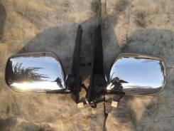 Зеркало заднего вида боковое. Toyota Ipsum, ACM21, ACM26W, ACM26, ACM21W Двигатель 2AZFE