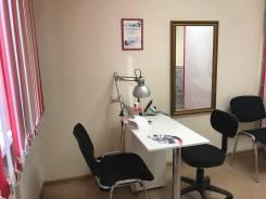 Сдам кабинет (10,15,15 кв)в салоне красоты. 25 кв.м., улица Тургенева 46, р-н Центральный