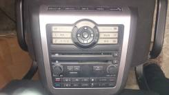 Магнитола. Nissan Murano