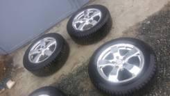 Зимние колеса. x16 5x114.30 ЦО 67,1мм.