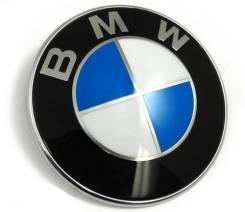 Эмблема шильдик значок на капот BMW