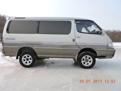 Toyota Hiace. автомат, 4wd, 3.0 (130 л.с.), дизель, 222 000 тыс. км