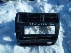 Блок управления климат-контролем. Toyota Sprinter, AE100
