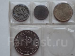 Макао подборка из 4 монет. Без повторов! Торги с 1 рубля!