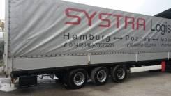 Krone SDP27. Полу прицеп, 35 500 кг.