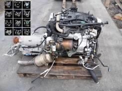 Двигатель Land Rover Freelander 2.2D 156л. с 4WD AТ