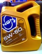 NGN. Вязкость 5W-50, синтетическое
