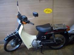Suzuki Birdie. 50 куб. см., исправен, без птс, без пробега