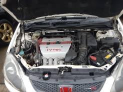 Двигатель в сборе. Honda Civic, EP3 Двигатель K20A