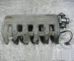 Коллектор впускной. Opel Omega Двигатель X25DT