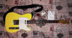 Электро Гитара Япония ( Комплект с чехлом и подставкой )