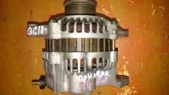 Генератор. Nissan Primera, P11, P12, P10 Nissan Almera, N15, N16, P10, P11, P12 Двигатели: QG16DE, QG18DE, QG15DE