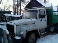 ГАЗ 3307. Газ 3307, 4 670 куб. см., 2 300 кг.