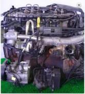 Двигатель в сборе. Ford Mondeo Двигатель FMBA