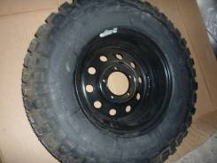 Продам колёса Of Road. 8.0x16 5x139.70 ET-20 ЦО 110,0мм.