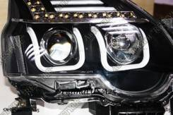 Фары LED тюнинг Nissan X-Trail T31 2010-2015. Nissan X-Trail, NT31, T31R, T31, TNT31, DNT31