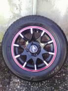 Продаю комплект колес. 4.5x13 4x100.00 ET-72 ЦО 60,5мм.