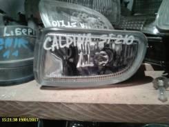 Фара противотуманная. Toyota Caldina, ST210, ST210G, ST215